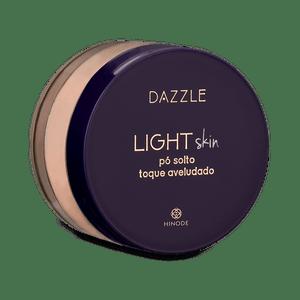 Pó Facial Toque Aveludado Ligth Skin Dazzle 12g