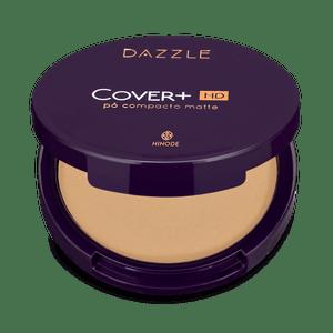 Pó Facial Compacto Matte Cover+ HD Dazzle 12g