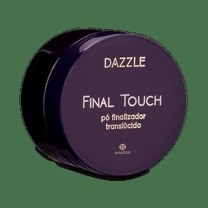 Pó Finalizador Translucido Para Maquiagem Final Touch Dazzle