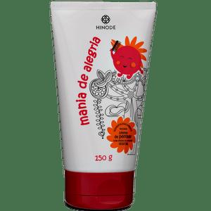 Creme Para Pentear Com Extrato De Baobá E Coco Mania De Alegria 150g