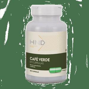 Café Verde 120 Cápsulas HND