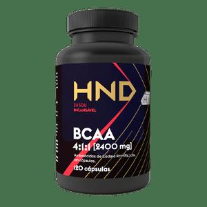 BCAA 4.1.1 120 Cápsulas HND