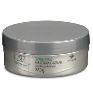 Máscara Para Cabelos Cacheados Wave Max H-Expert 250g