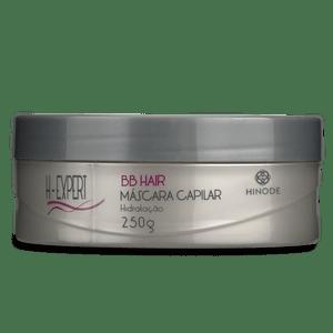 Máscara Para Cabelos Danificados BB Hair H-Expert 250g