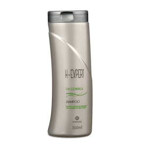 Shampoo Para Cabelos Oleosos Oil Control H-Expert 300ml