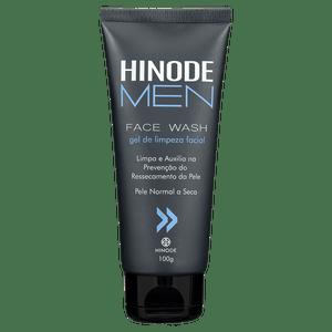 Gel De Limpeza Facial Pele Normal A Seca H-Men 60g