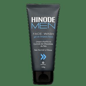 Gel Facial De Limpeza Pele Normal A Oleosa H-Men 100g