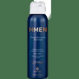 Desodorante Aerossol H-Men 150ml