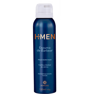 Espuma De Barbear H-Men 150ml