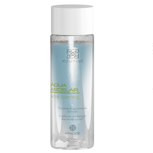 Agua Micelar Acne Control Routine